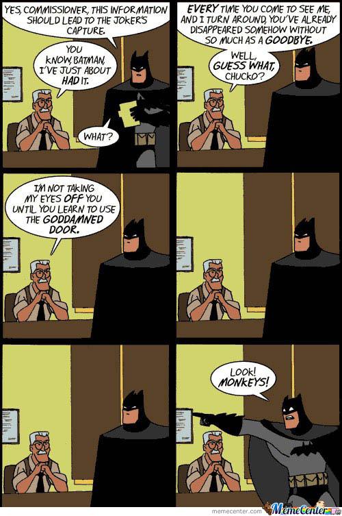 Meme Batman Dustpun