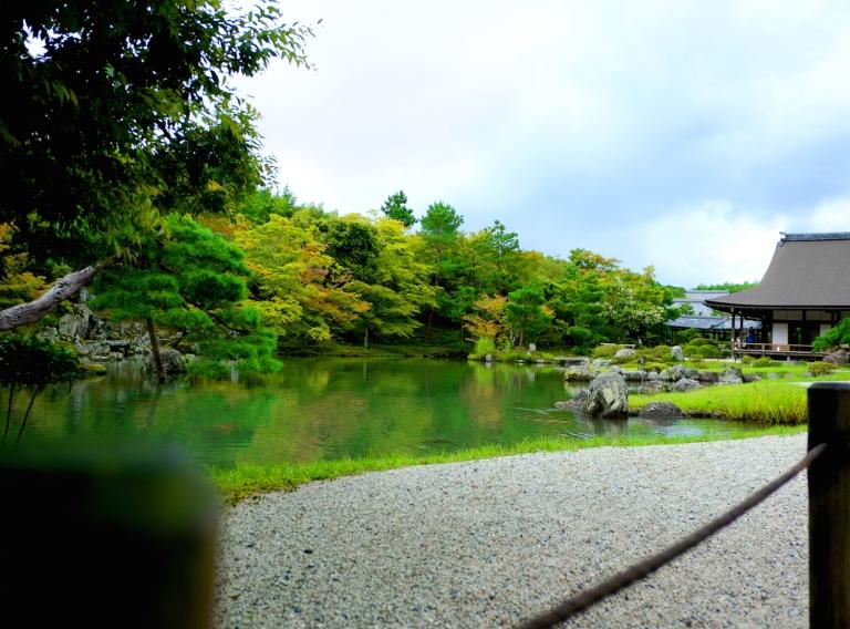 Tenryu-ji Temple by Dust Gaudan